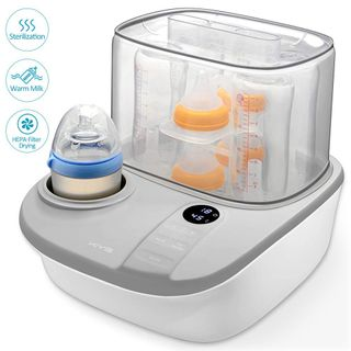 3 in 1 Dampfsterilisator Baby sterilisator Flaschenwärmer