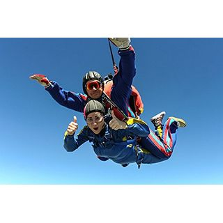 Jochen Schweizer Geschenkgutschein: Fallschirm Tandemsprung Österreich