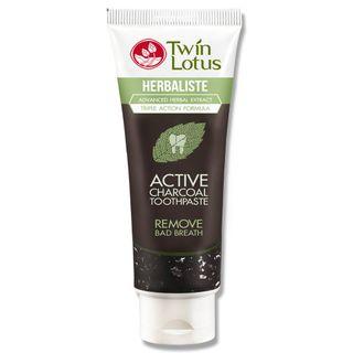 Twin Lotus Kohle Aktivkohle Whitening Zahncreme 50g