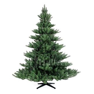 Original Hallerts Spritzguss Weihnachtsbaum Alnwick 180 cm Nordmanntannne