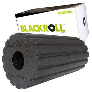 BLACKROLL Groove schwarz