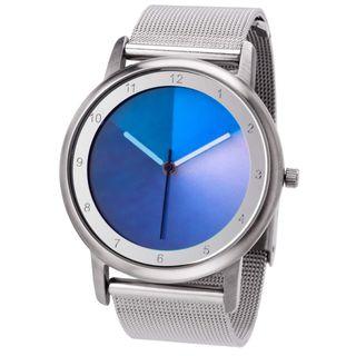 Rainbow Watch Unisex Uhr Quarz Avantgardia Blues