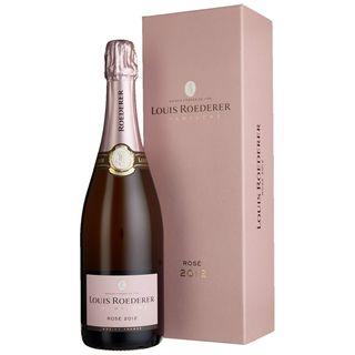 Champagne Louis Roederer Brut Rosé Deluxe 2011/2012 trocken