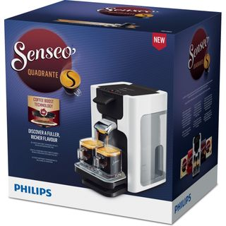 Philips Senseo HD7865/00 Quadrante