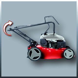 Einhell Benzin-Rasenmäher GC-PM 46/3 S