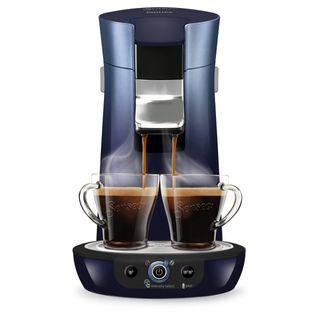 Philips HD6566/61 Kaffeemaschine Eisblau