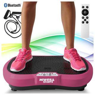 Miweba Sports Fitness 2D Vibrationsplatte MV100-3