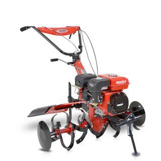 Hecht Benzin-Gartenfräse 7100 Gartenhacke Motor-Hacke