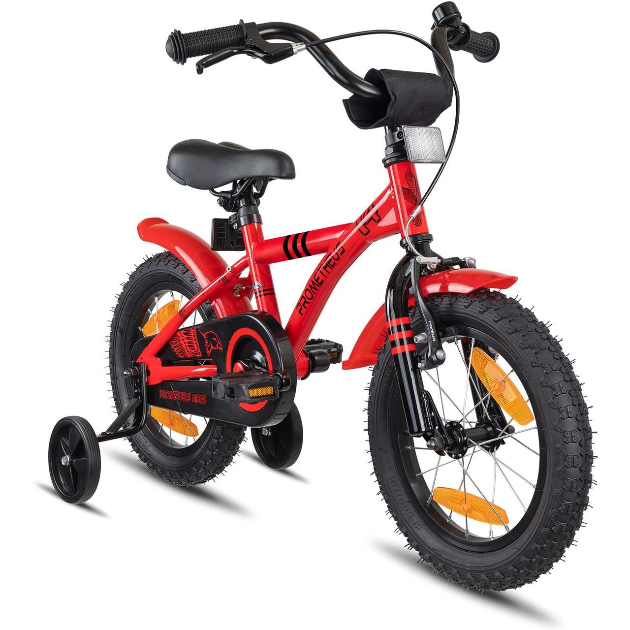 Test Kinderfahrräder