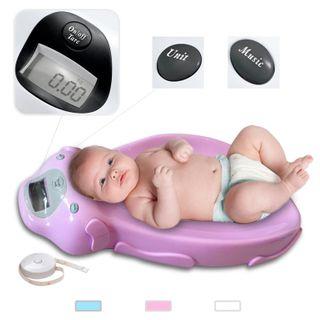 Todeco Babywaage Elektrische Babywaage