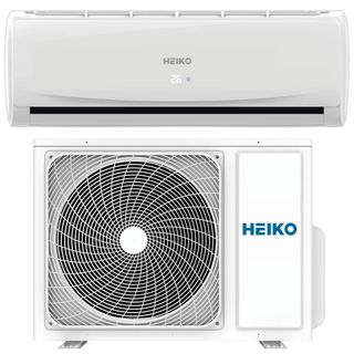 HEIKO Klimaanlage Wohnung Komplett Set