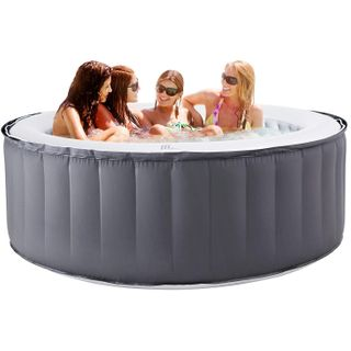 Miweba MSpa aufblasbarer Whirlpool Outdoor