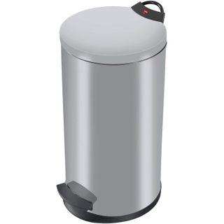 Hailo T2 L Mülleimer aus Stahlblech