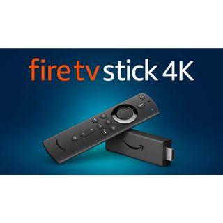Fire TV Stick 4K Ultra HD