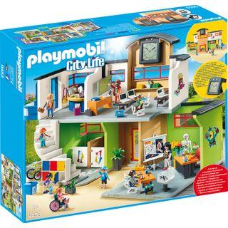 PLAYMOBIL 9453 Spielzeug-Große Schule