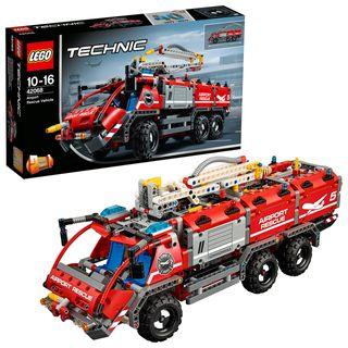 LEGO Technic 42068 Flughafen Löschfahrzeug