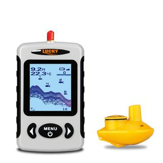 LUCKY Portable Wireless Depth Finder