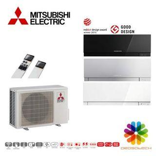 Mitsubishi Premium Wandgerät Set 4,2 kW MSZ-EF42VE