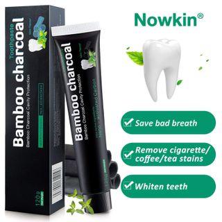 NOWKIN Aktivkohle Zahnpasta