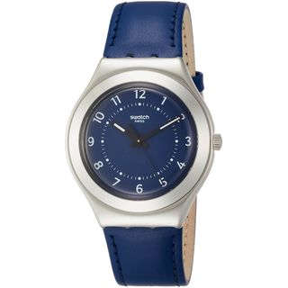 Swatch Herren Analog Quarz Uhr YGS136