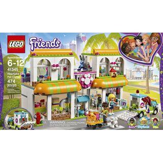 LEGO Friends Heartlake City Haustierzentrum
