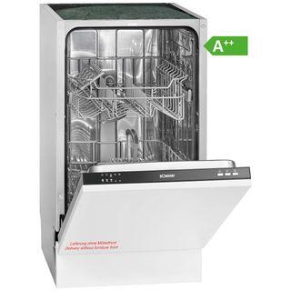 Bomann GSPE 891 Einbau-Geschirrspüler EEK A++