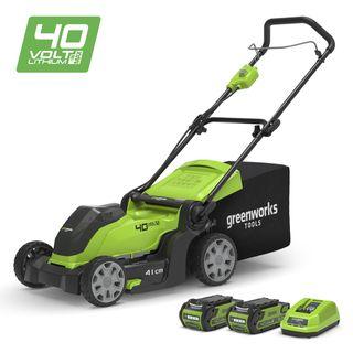 Greenworks 40V Akku-Rasenmäher