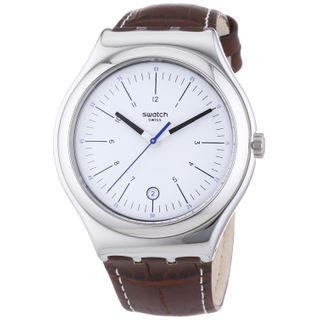 Swatch Herrenuhr Analog Quarz YWS401