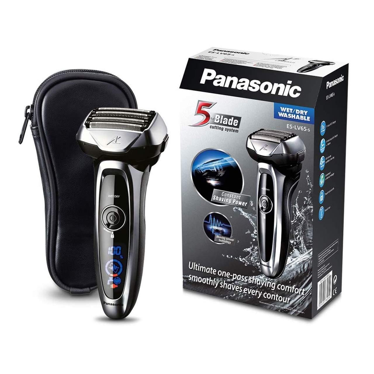 silber Panasonic ES-LT31 Nass-//Trockenrasierer Rasierer Herrenrasierer schwarz