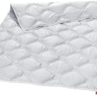 sleepling 194463 Nature 100% Cashmere Luxus Steppdecke warme Winterdecke