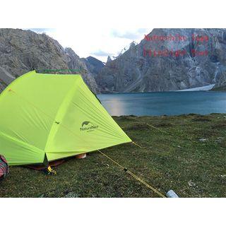 Naturehike Tagar Ultraleicht Rucksack Zelt eine Ebene Radfahren Zelt f/ür 1//2 Person