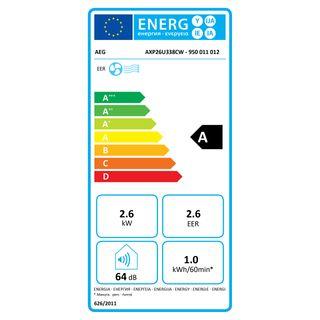 AEG Chillflex Pro AXP26U338CW mobiles Klimagerät
