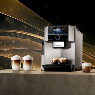 Siemens TI9555X1DE EQ.9 s500 plus connect Kaffeevollautomat