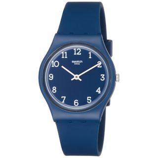 Swatch Herren Analog Quarz Uhr GN252