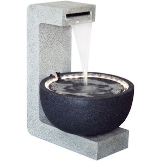dobar Großer Design Garten-Brunnen