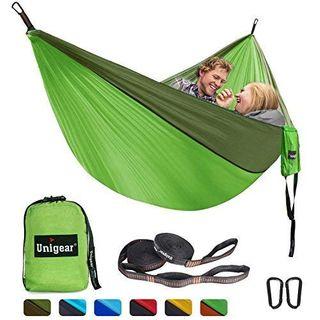 Unigear Camping Hängematte Reise Hängematte