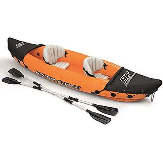 "Bestway ""Lite-Rapid X2 Kajak"" Boot Set 3.21m x 88cm"
