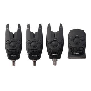 Prologic BAT+ Bite Alarm Set 3+1-3 Bissanzeiger