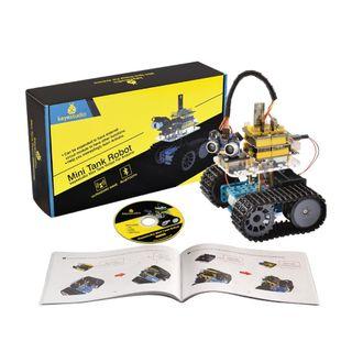 KEYESTUDIO Mini Tank Roboter