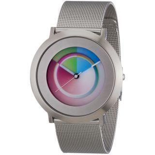 Colour Inspiration Unisex-Armbanduhr Analog Edelstahl 2014L008