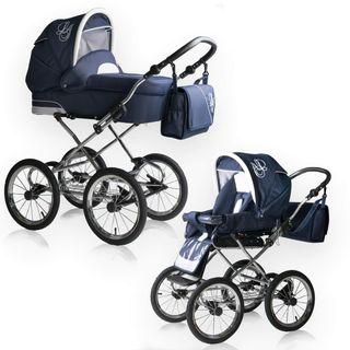 Bebebi Loving 2 in 1 Kombi Kinderwagen