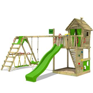 Fatmoose Spielturm HappyHome Hot
