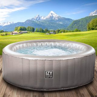 Whirlpool IZY Spa aufblasbar 4 Personen Ø165x70cm 105 Massagedüsen