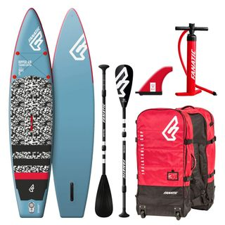 Fanatic Ripper AIR Inflatable 10.0 SUP Stand up Paddle Board Komplett