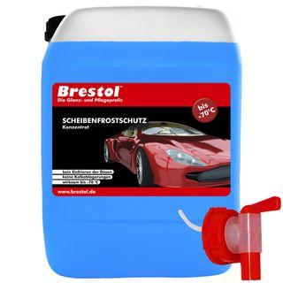 Brestol Scheibenfrostschutz 5 Liter Konzentrat -70 °C