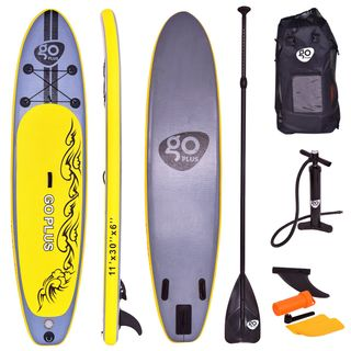 COSTWAY SUP-Board Paddelboard Surfboard Paddelbrett Stand Up Board