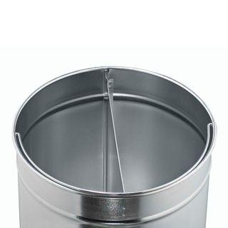 Wesco 175 861-02 Abfallsammler Push two rot