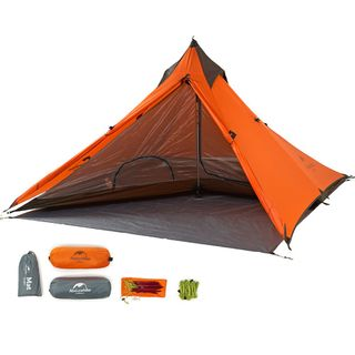 Naturehike 3 Saison Outdoor Ultraleicht 1 Person Pyramide