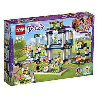 LEGO Friends 41338 Stephanies Sportstadion