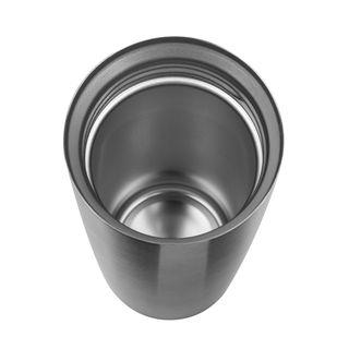 Emsa Isolierbecher Travel Mug Edelstahl 360 ml
